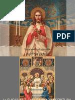 03._Eucaristia_Auditus_Fidei_II_Institucion