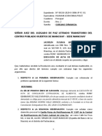 SUBSANACIÓN DE LA DEMANDA DE EJECUCIÓN DE ACTA DE CONCILIACIÓN.pdf