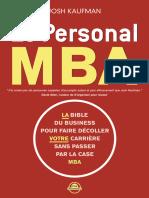 Le Personal MBA by KAUFMAN Josh (z-lib.org).epub