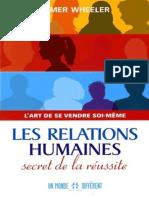 Les Relations Humaines_ Secret De La Réussite L'Art De Se z-lib.org).epub