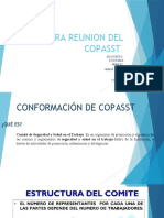 PRIMERA REUNION DEL COPASST