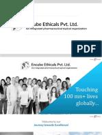 Encube Corporate Presentation
