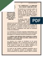 HISTORIA DEL CURRÍCULUM. SANDRA ESPARZA 2.2