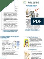 3 FOLLETO MALAS PRACTICAS DE MANUFACTURAS
