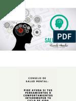 2. Prevención en salud mental