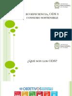 3. ECOEFICIENCIA Y ODS. Consumo Sostenible