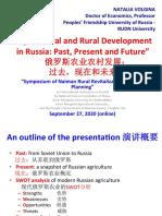 Volgina.Presentation.English-Chinese.27 Sept.2020
