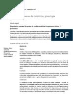 Diagnóstico prenatal de quiste de cordón umbilical importancia clínica.pdf