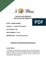Contratos Parte General MANUEL BUQUEZ