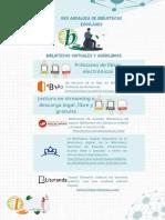 1. Bibliotecas virtuales y audiolibros