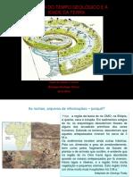 A medida do tempo geológico e a idade da Terra idade relativa e absoluta