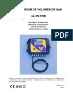Manual Funcionamiento Corrector miniElcor Elgas