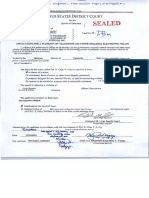 Croft Affidavit