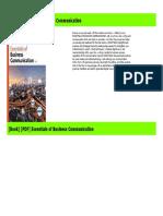 essentials-of-business-communication-191001152028