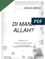 Di mana ALLAH