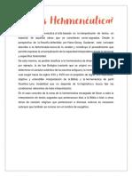 Hermeneutica (2)