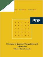 Principles of Quantum Computation and Information. Vol. 1. Basic Concepts - G.Benenti, G.Casati, G.Strini