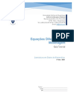 GUIA TUTORIAL - Equacoes Diferenciais e Modelagem