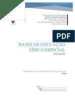 Bases da Educação Física Especial