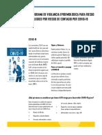 PROGRAMA DE VIGILANCIA EPIDEMIOLOGICA PARA RIESGO BIOLOGICO