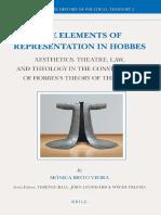 Monica Brito Vieira-The Elements of Representation in Hobbes-BRILL (2009)