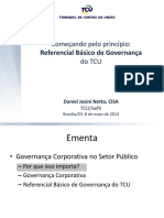 3. Começando pelo princípio - Referencial Básico de Governança