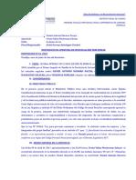 2018-974-PROCESO INMEDIATO-AGRESION EN CONTRA DE LAS MUJERES