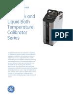 ge-druck-dry-tc-165-dry-block-temperature-calibrator-datasheet