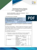 Guia de actividades y Rúbrica de evaluación - Unidad 1- Fase 1 - Reconocimiento de saberes.pdf