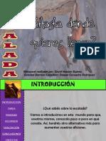 webquests escalada 4eso