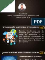 Diseño e Implementación de Data Warehouse con Sql Server 2019