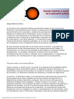 SENTIDO SOCIAL DE LA EDUCACION PUBLICA.pdf