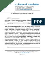 INTIMACIÓN DE PAGO Trabajo Realizado y no pagado.docx