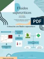 FLUIDOS SUPERCRITICO