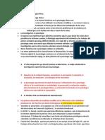 ANTECEDENTES DE LA PSICOLOGIA CLINICA LINEA DE TIEMPO