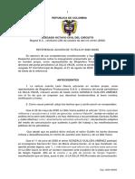 Tutela que ordena a Gonzalo Guillén rectificar acusaciones sin sustento sobre Juanita Léon y La Silla Vacía