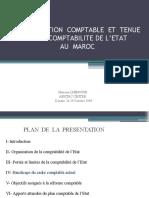 lorganisation-de-la-comptabilité-de-letat-au-maroc.pptx