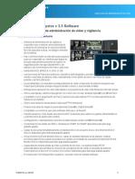 VideoXpert Enterprise v 3.5 Software Product Specification Spanish for Latin America