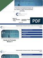 AGT - Formação IVA - Módulo II