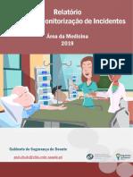 Relatório incidentes Medicina 2019