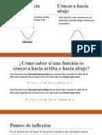 Concavidad y puntos de inflexión.pptx