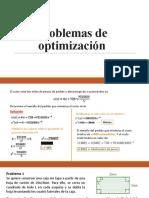 Problemas de optimización