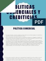 3.3.1 Politicas comerciales y crediticias