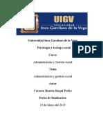 ADMINISTRACION Y GESTION SOCIAL_RAQUI PECHO