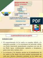 4. CLASIFICACIÓN DE SUELOS AASHTO, COMPACTACIÓN Y ESTABILIDAD DE SUELOS