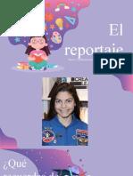 5° el reportaje II.pptx