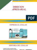 DIRECION EMPRESARIAL  ADMINISTRACION IIB SOLANO IIB
