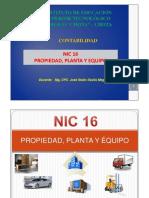 NIC 16 - 2020