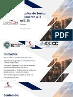 Charla técnica. Estudios de suelos Camicon.pdf