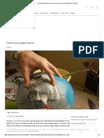Cómo hacer papel maché casero para hacer manualidades con niños.pdf